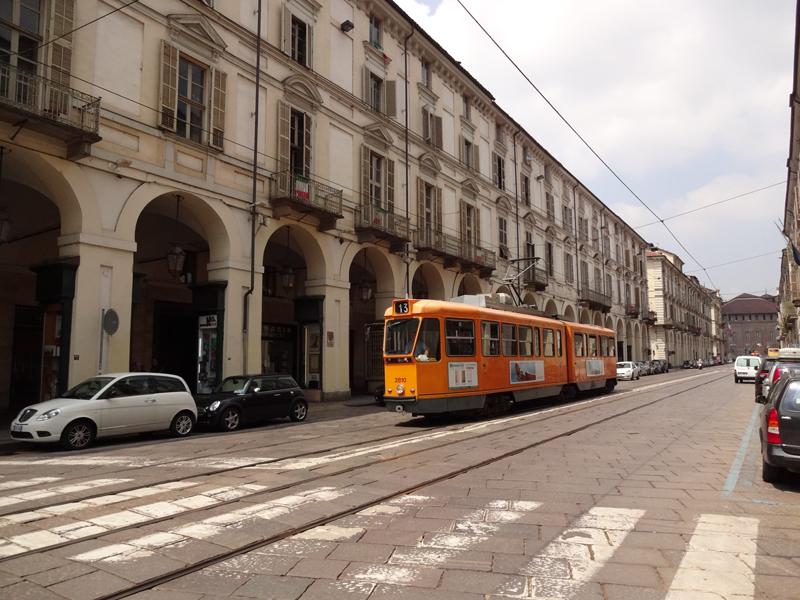 Mon voyage à Turin en Italie
