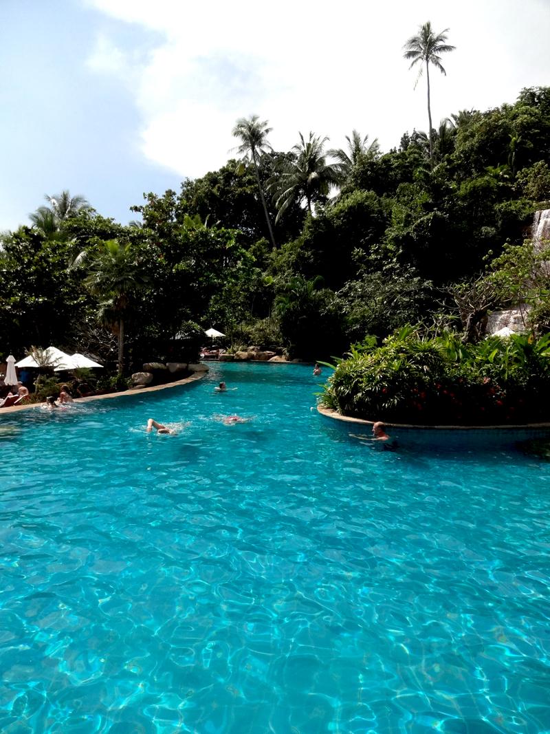 Mon voyage à Koh Phangan en Thaïland