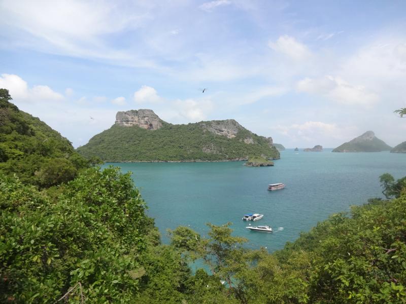 Mon voyage à Koh Phangan en Thaïlande