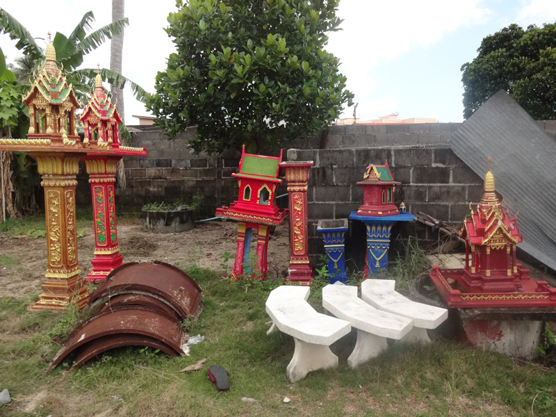 Mon voyage à Thong Sala en Thaïlande