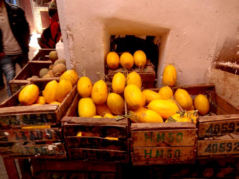 Mon voyage au Fès au Maroc