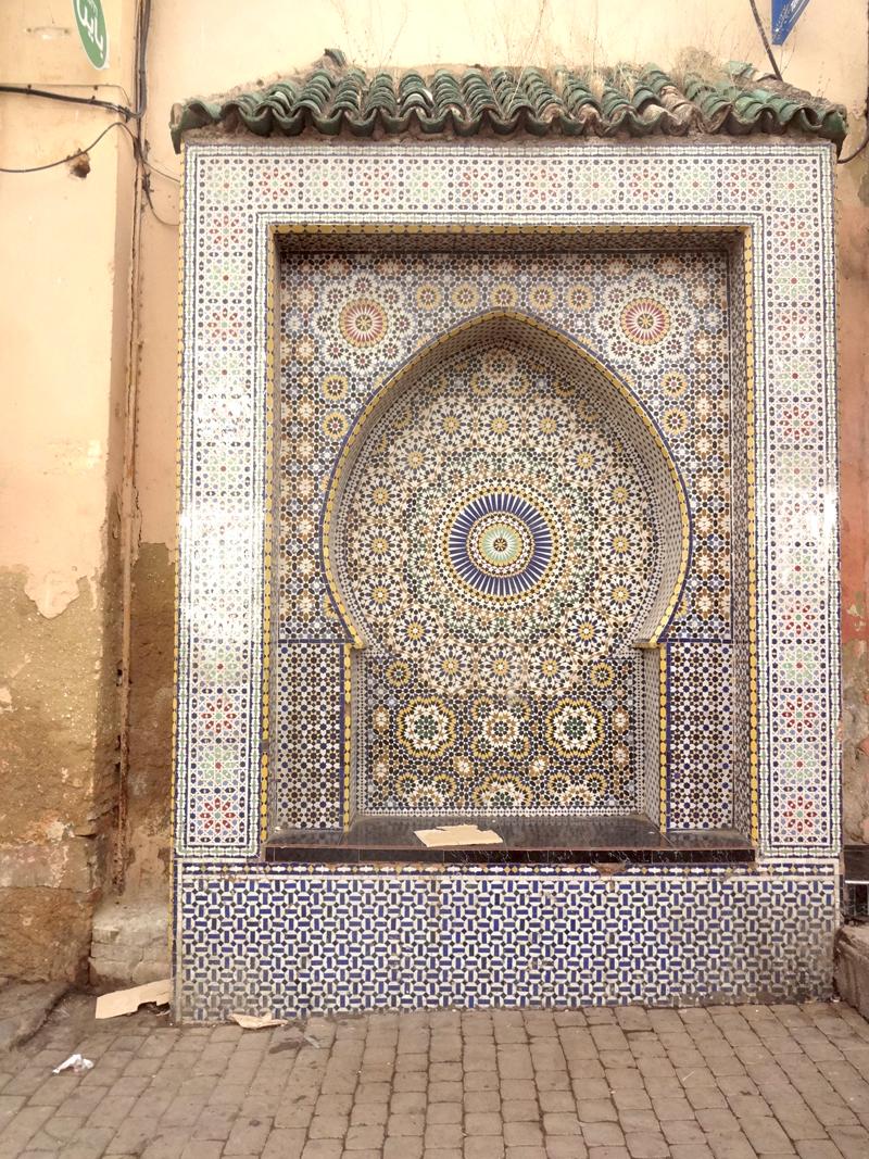 Mon voyage à Meknes au Maroc