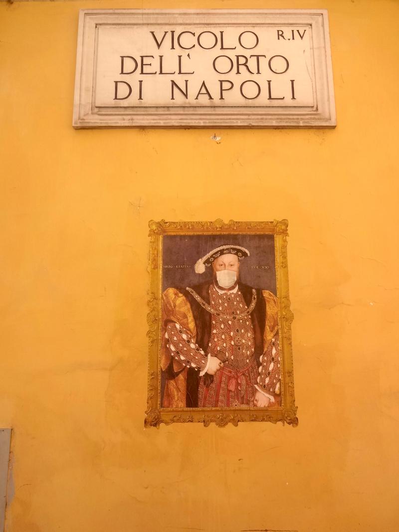 Mon voyage à Rome en Italie