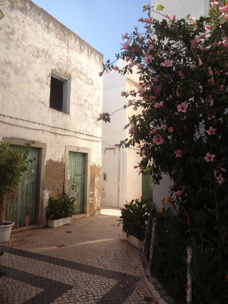Mon voyage à Olhao au Portugal