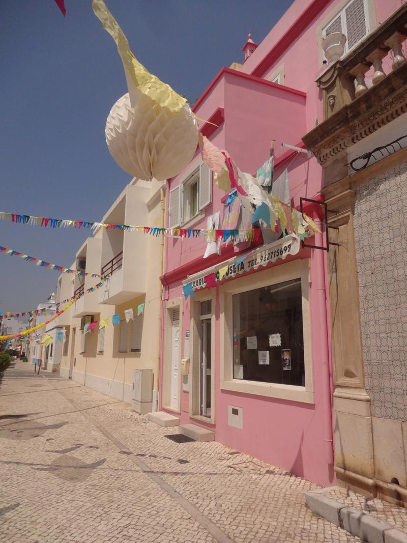 Mon voyage à Fuseta au Portugal