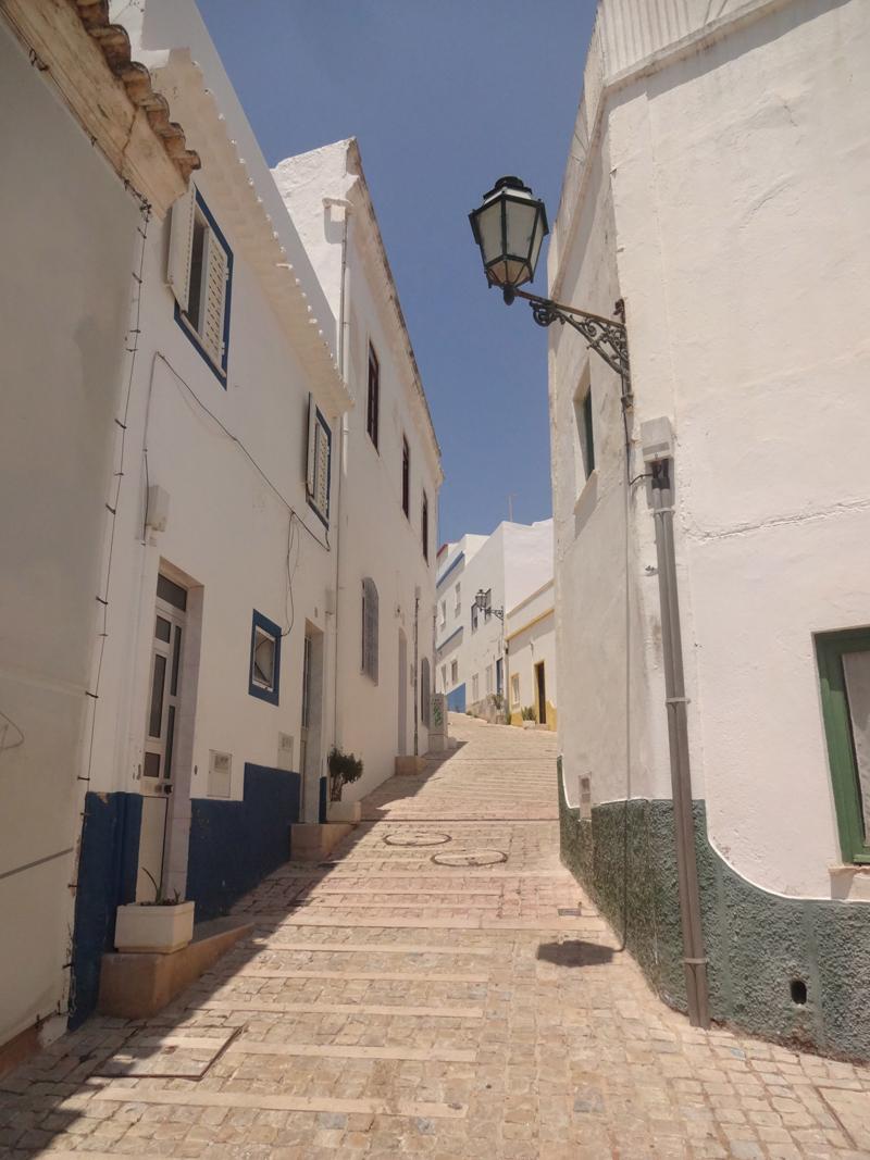 Mon voyage à Albufeira au Portugal
