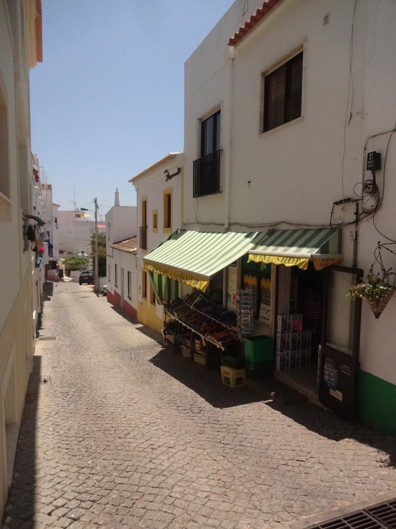 Mon voyage à Burgau au Portugal