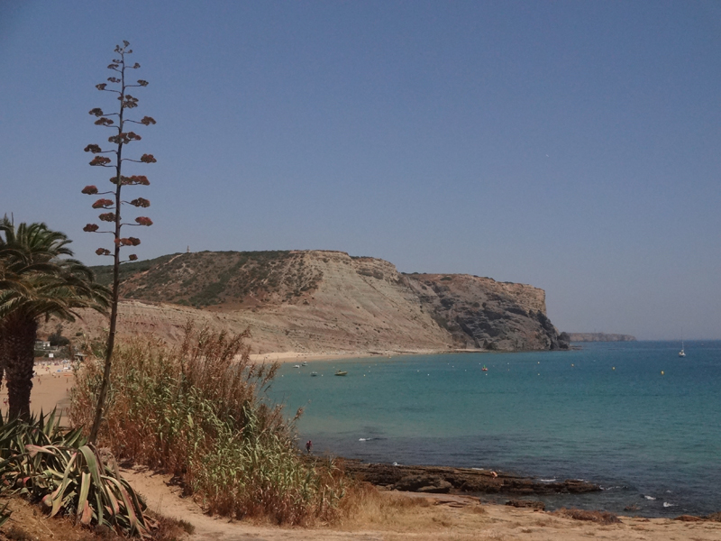 Mon voyage à Luz au Portugal