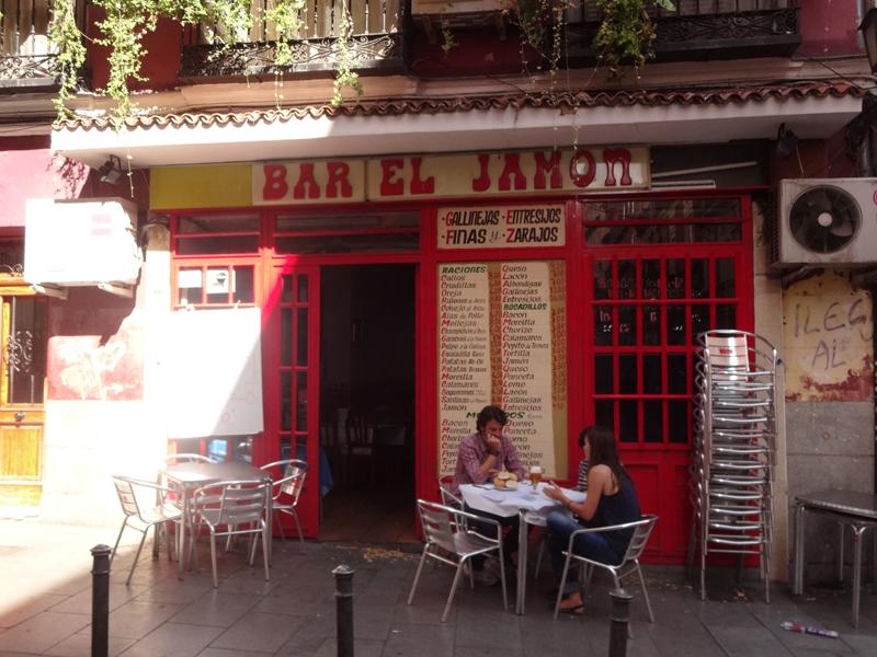 Mon voyage à Madrid en Espagne