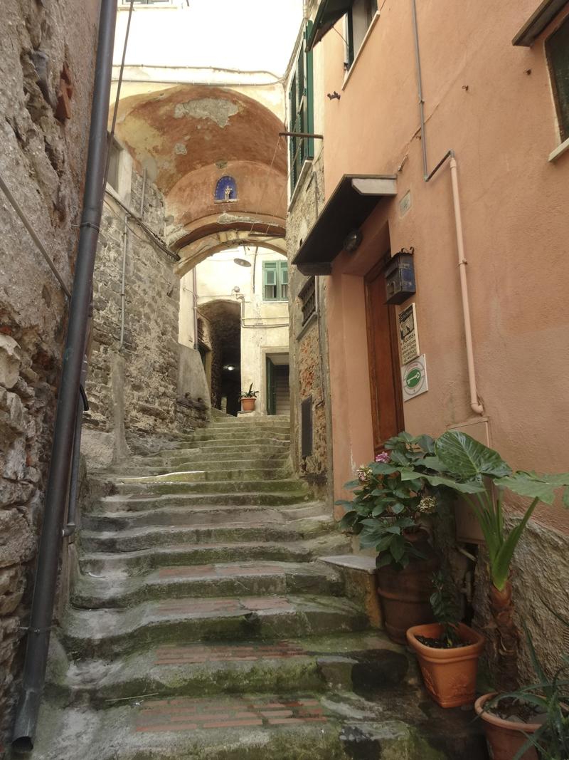 Mon voyage en Italie - Les 5 Terres - Vernazza