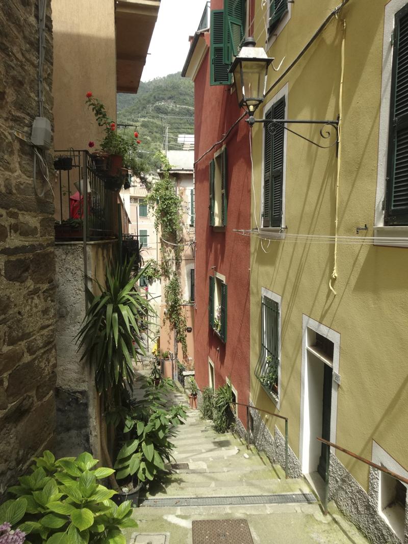 Mon voyage en Italie - Les 5 Terres - Monterosso