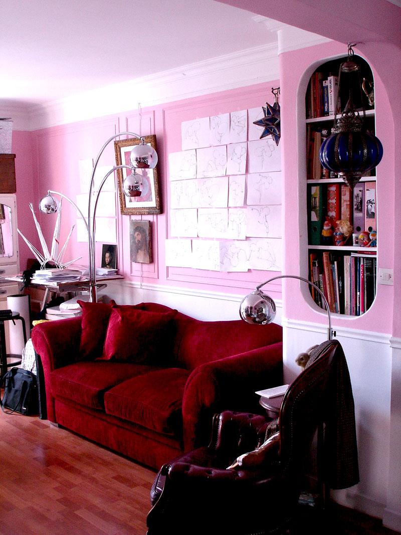 Mon appartement atelier le 25-05-2006