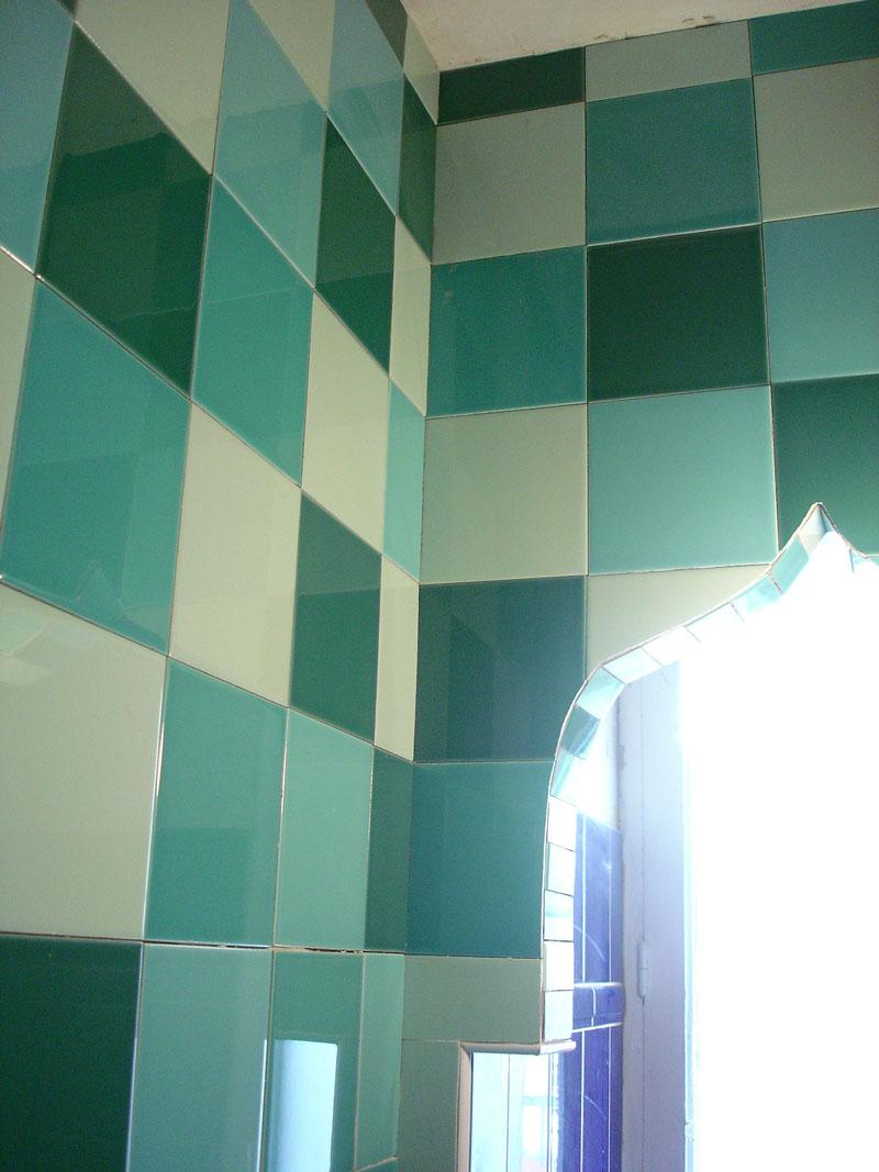 Dernière étape des travaux de ma salle de bain