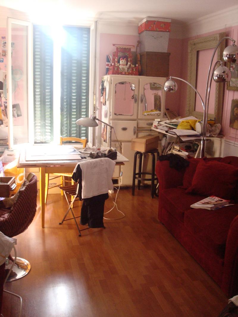 Mon atelier le 03-05-2008