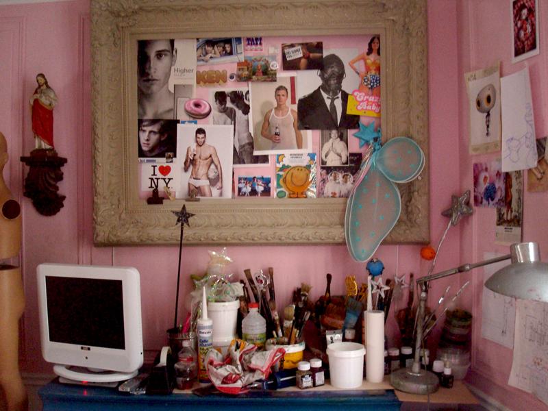 Photo de mon atelier