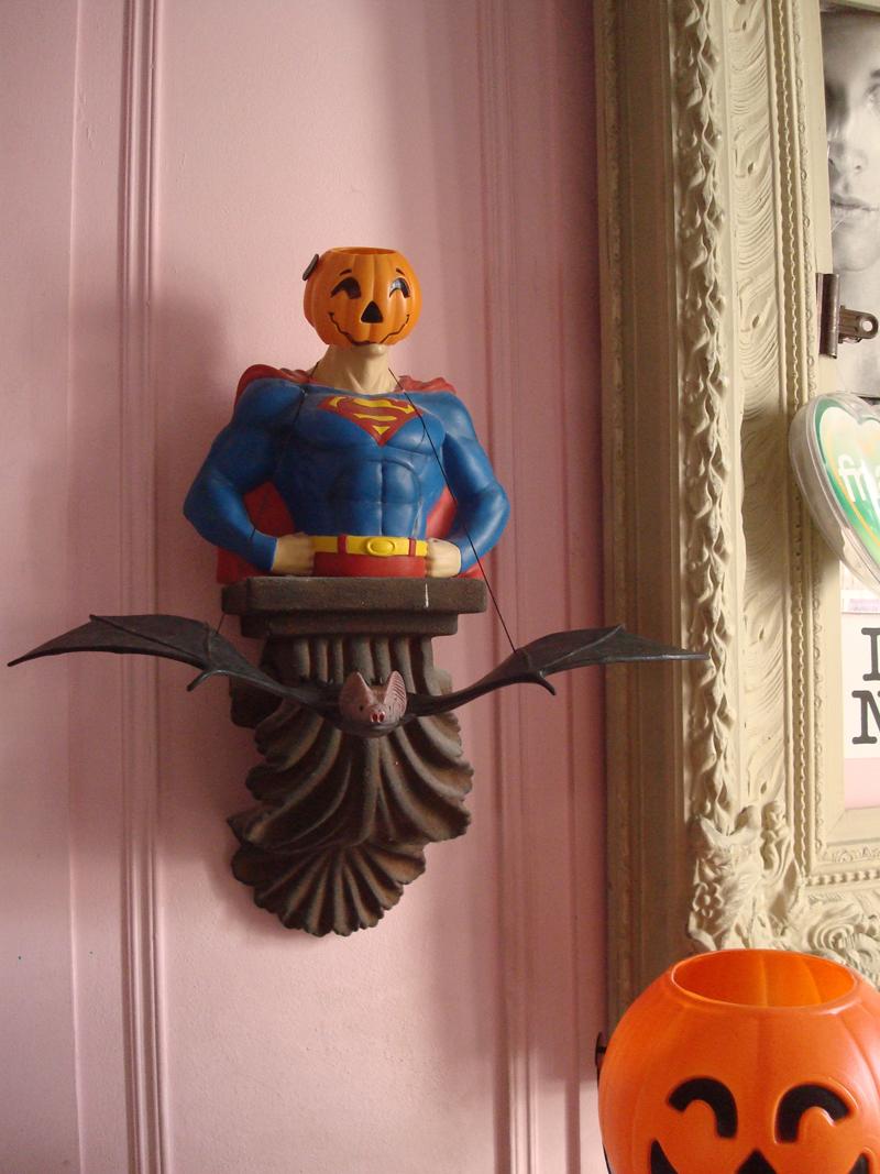 Mon atelier à Halloween