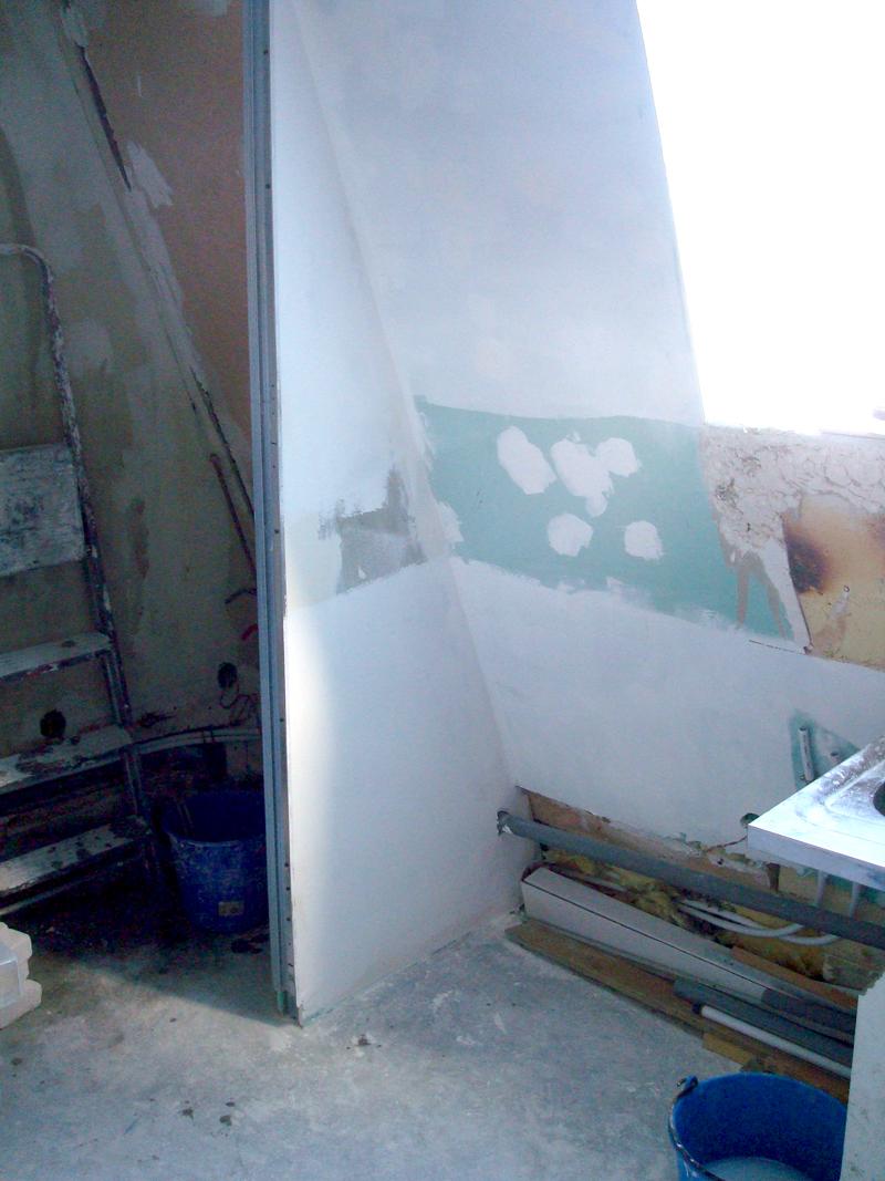 Travaux d'aménagement studio Paris